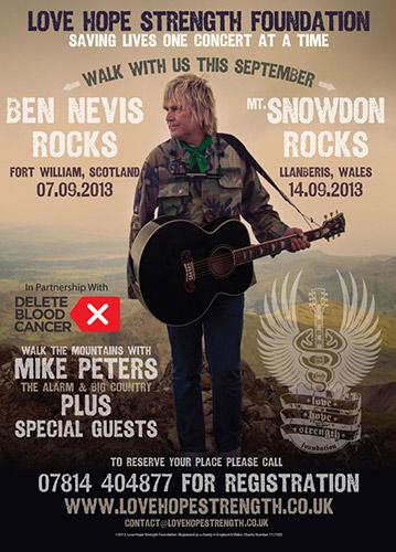 Ben Nevis / Snowdon Rocks