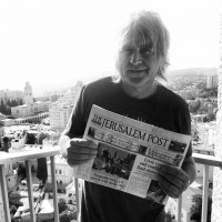 Mike Peters - Jerusalem