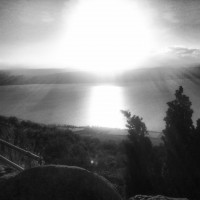 Sunset - Sea Of Galilee