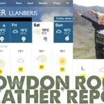 Snowdon Rocks Weather